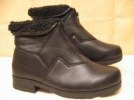 Stiefelette Boots Größe 39 Schwarz Scandi