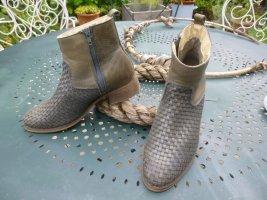 Stiefelette Boots Khaki Gr. 39