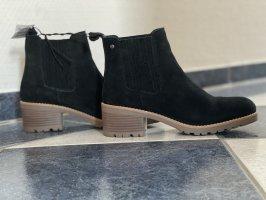 Stiefelette Chelsea Boot -schwarz-