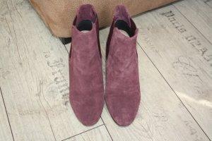 Esmara by Heidi Klum Bottines à enfiler violet cuir