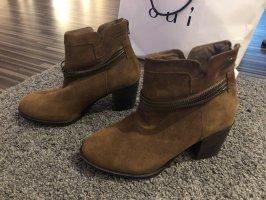 Carmela Korte laarzen veelkleurig Leer