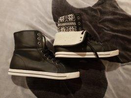 bpc Low boot noir-gris