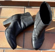 Stiefelette Rag&Bone Newbury Gr. 38 38,5 schwarz Booties Ankle boots Leder