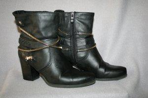 Stiefelette schwarz Gr. 37 von Marco Tozzi
