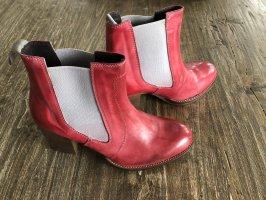 Liebeskind Slip-on Booties raspberry-red