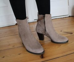 Stiefelette Zara, Gr.38 in Taupe, Ankle Boots