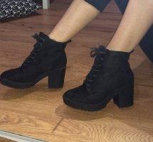 New Yorker Low boot noir