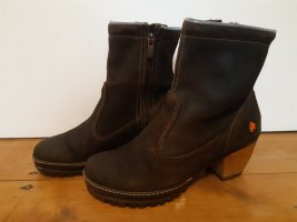 Art Ankle Boots brown