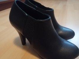 Anna Field Wciągane buty za kostkę czarny