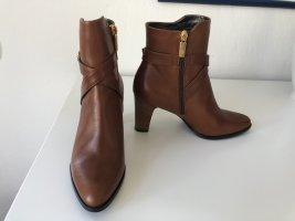 Stiefeletten aus Leder
