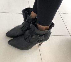 Buffalo Slip-on laarzen zwart