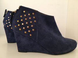 5th Avenue Mary Jane Schoenen blauw Leer