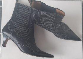 Uad Medani Western Booties black