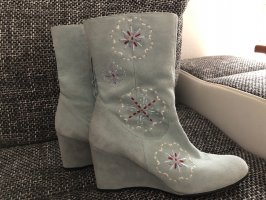 Jette Wedge Booties multicolored