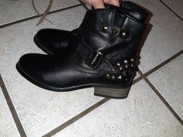 Jumex Slip-on Booties black