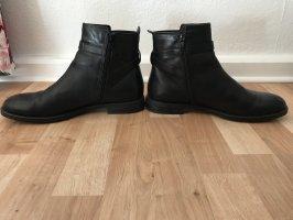 Stiefeletten Leder schwarz Vagabond