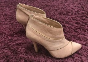 Belle Women Stivaletto con zip color oro rosa