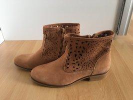Sommerkind Western Booties light brown
