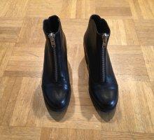 Stiefeletten Vagabond Leder schwarz