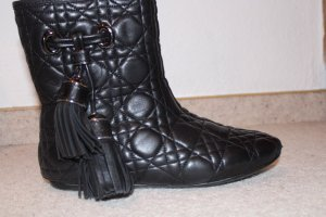 Christian Dior Winter Booties black