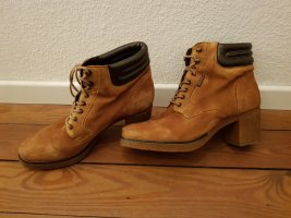 Dockers Lace-up Booties multicolored