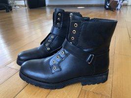 Hammerstein Booties black leather