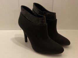 Ankle Boots dark blue-black