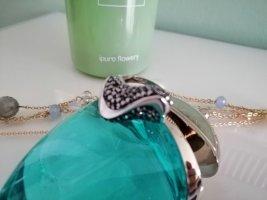 ❗❗Stillvoller Ring aus 925er Silber mit Swarovski-Kristall..NEU❗❗