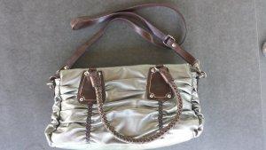 Stilvolle extravagante Damen Henkel oder Schulter Handtasche mit Flechtelemente