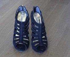 Stilvolle Schuhe mit hohem Absatz, Buffalo London, 37