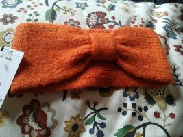 H&M Bonnet orange foncé