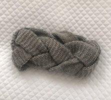 H&M Knitted Hat light grey-grey