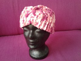 Stirnband/ Chenille Wolle/ One Size