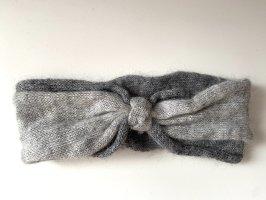 H&M Cappello in tessuto grigio-grigio scuro