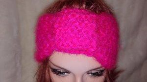 Stirnband Handmade