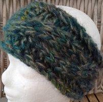 Handmade Sombrero de punto verde bosque