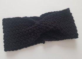 Stirnband Schwarz DIY