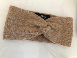 s.Oliver Black Label Cache-oreilles beige-chameau