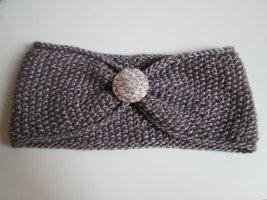 Earmuff brown violet