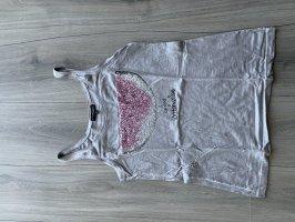 Stitch & Soul Muscle Shirt grey