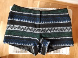 Stoff Hotpants mit Muster
