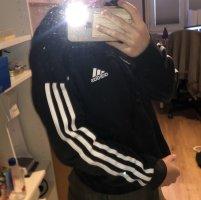 Adidas Jack met capuchon zwart
