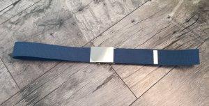 Cinturón de tela multicolor