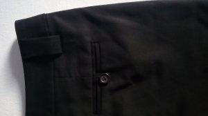 Daniel Hechter Suit Trouser black