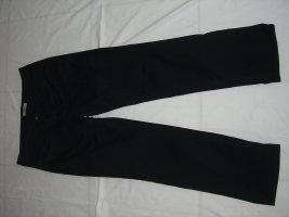 Stoffhose dunkelblau Kurzgröße