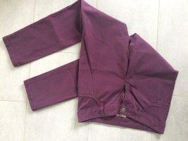 Blue Motion Pantalon en jersey violet-rouge mûre coton