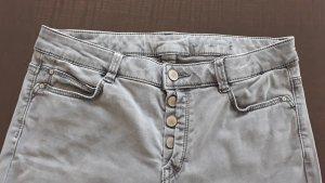 Edc Esprit Pantalón tipo suéter gris claro