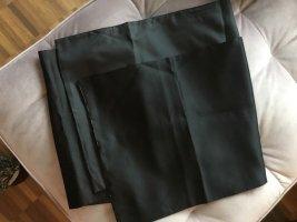 Zero Bufanda de seda negro