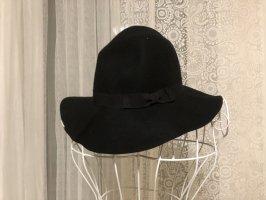 Stradivarius Woolen Hat black