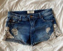Stradivarius, Jeans-Shorts